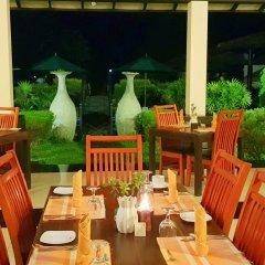 Отель Flower Garden Lake resort питание