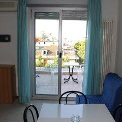 Отель Residence Villa Azzurra Италия, Римини - отзывы, цены и фото номеров - забронировать отель Residence Villa Azzurra онлайн комната для гостей фото 3