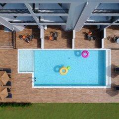 Отель The Chill at Krabi Hotel Таиланд, Краби - отзывы, цены и фото номеров - забронировать отель The Chill at Krabi Hotel онлайн бассейн