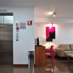 Hotel y Tú интерьер отеля