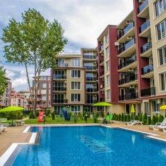 Отель Menada VIP Zone Солнечный берег бассейн