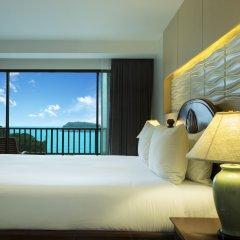 Отель Chanalai Garden Resort, Kata Beach 4* Номер Делюкс с различными типами кроватей