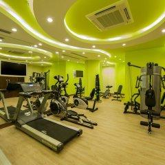 Отель Dream World Aqua фитнесс-зал