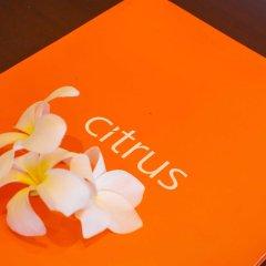 Отель Citrus Hikkaduwa удобства в номере