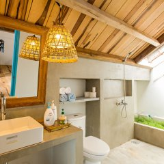 Отель Life Beach Villa ванная фото 2