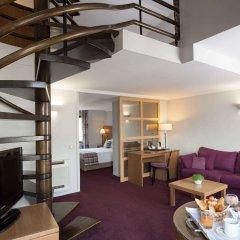 Отель Residence du Roy Hotel Франция, Париж - отзывы, цены и фото номеров - забронировать отель Residence du Roy Hotel онлайн комната для гостей фото 4
