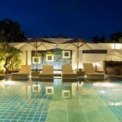 Отель Maison Vy Hotel Вьетнам, Хойан - отзывы, цены и фото номеров - забронировать отель Maison Vy Hotel онлайн бассейн фото 2