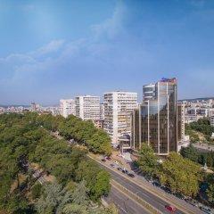 Rosslyn Dimyat Hotel Varna балкон
