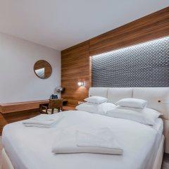 Boutique Hotel Budapest комната для гостей
