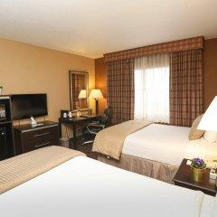 Отель Quality Inn & Suites Denver Stapleton фото 16
