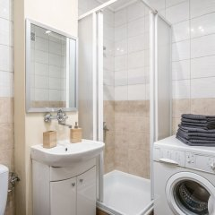 Апартаменты Chill Apartments Downtown ванная