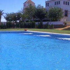 Отель Hacienda Los Jinetes бассейн фото 4