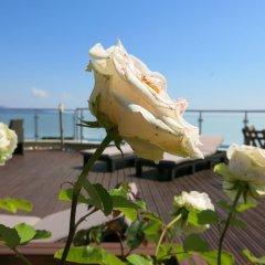 Albizia Beach Hotel балкон
