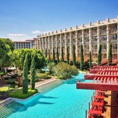Gloria Serenity Resort Турция, Белек - 3 отзыва об отеле, цены и фото номеров - забронировать отель Gloria Serenity Resort - All Inclusive онлайн бассейн фото 2