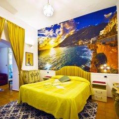 Отель Residenza Sole Италия, Амальфи - отзывы, цены и фото номеров - забронировать отель Residenza Sole онлайн комната для гостей фото 4