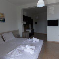 Отель Vila Gjoni Саранда комната для гостей фото 3