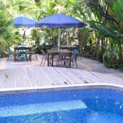 Casa Hotel Jardin Azul бассейн фото 3