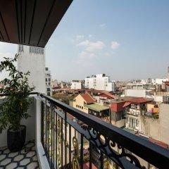 Отель Hanoi Imperial Hotel Вьетнам, Ханой - 1 отзыв об отеле, цены и фото номеров - забронировать отель Hanoi Imperial Hotel онлайн балкон