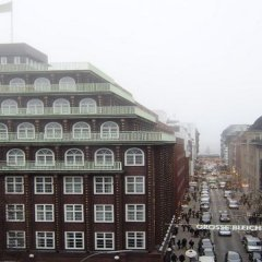 Renaissance Hamburg Hotel фото 6