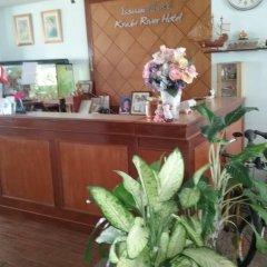 Отель Krabi River Hotel Таиланд, Краби - отзывы, цены и фото номеров - забронировать отель Krabi River Hotel онлайн интерьер отеля
