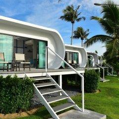 Отель Krabi Boat Lagoon Resort балкон