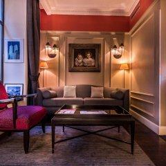 Отель Le Lavoisier Париж интерьер отеля фото 3