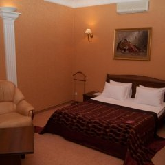 Гостиница Частная резиденция Богемия комната для гостей фото 2