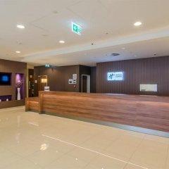Отель Holiday Inn Express Dusseldorf - City интерьер отеля