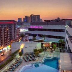 Отель Crowne Plaza Dubai Deira спортивное сооружение