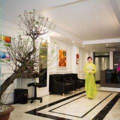 Отель My Linh Hotel Вьетнам, Ханой - отзывы, цены и фото номеров - забронировать отель My Linh Hotel онлайн интерьер отеля