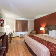 Отель Red Roof Inn Columbus - Ohio State Fairgrounds комната для гостей фото 4
