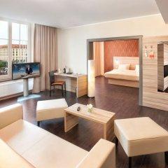 Отель Star Inn Premium Haus Altmarkt, By Quality Дрезден комната для гостей фото 4