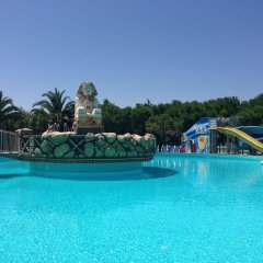 Отель Villaggio Centro Vacanze De Angelis Нумана бассейн