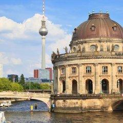 Отель citystay Hostel Berlin Mitte Германия, Берлин - 2 отзыва об отеле, цены и фото номеров - забронировать отель citystay Hostel Berlin Mitte онлайн приотельная территория фото 2