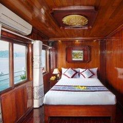 Отель Halong Scorpion Cruise комната для гостей фото 5