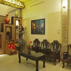 Отель The Village Homestay интерьер отеля