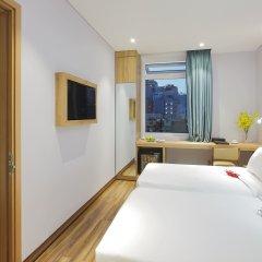 Отель Millennium Boutique Hotel Вьетнам, Хошимин - 1 отзыв об отеле, цены и фото номеров - забронировать отель Millennium Boutique Hotel онлайн комната для гостей фото 5