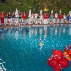 Dosi Hotel Турция, Сиде - отзывы, цены и фото номеров - забронировать отель Dosi Hotel - All Inclusive онлайн детские мероприятия фото 2