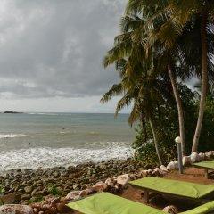 Отель Busua Paradiso Beach Resort пляж