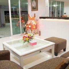 Отель JS Residence Таиланд, Краби - отзывы, цены и фото номеров - забронировать отель JS Residence онлайн интерьер отеля фото 2