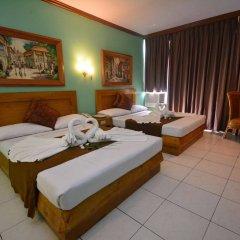 Отель Rosas Garden Hotel Филиппины, Манила - отзывы, цены и фото номеров - забронировать отель Rosas Garden Hotel онлайн комната для гостей фото 5