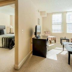 Отель Ginosi Washington Apartel США, Вашингтон - отзывы, цены и фото номеров - забронировать отель Ginosi Washington Apartel онлайн комната для гостей фото 3