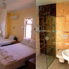 Patara Sun Club Турция, Патара - отзывы, цены и фото номеров - забронировать отель Patara Sun Club онлайн ванная фото 2