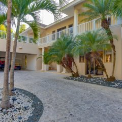 Отель Villa With 3 Bedrooms in Punta Cana, With Private Pool, Furnished Gard парковка