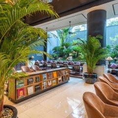 Отель Hôtel du Parc Hanoi Ханой гостиничный бар