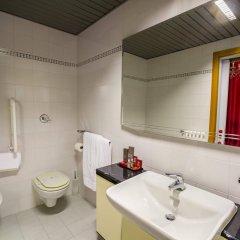 Hotel Italia Сан-Мартино-Сиккомарио ванная фото 2