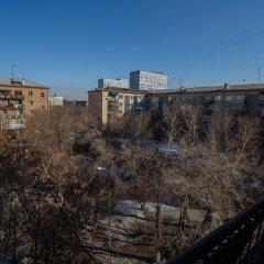 Апарт-Отель Ключ Красноярск балкон