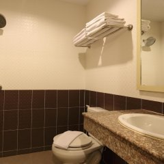 Ansino Bukit Hotel ванная фото 3