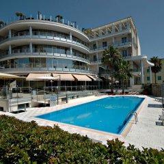 Mediterraneo Palace Hotel Амантея бассейн
