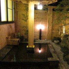 Отель Kamikita Sakura Onsen Мисава бассейн